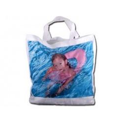 Bolsa de playa personalizada con fotos