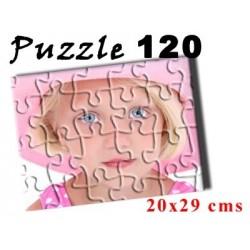 Puzzle 120 piezas