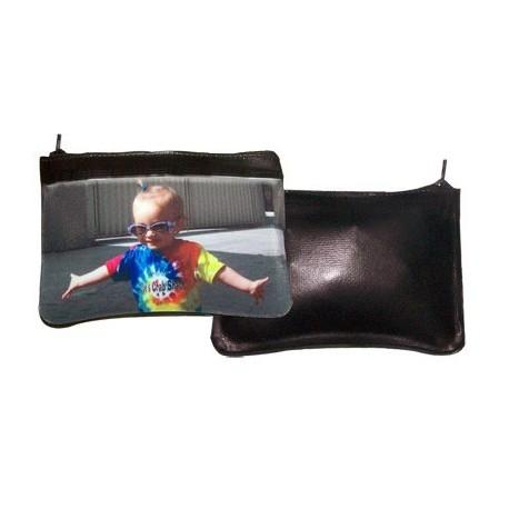 Monedero piel personalizado con fotos